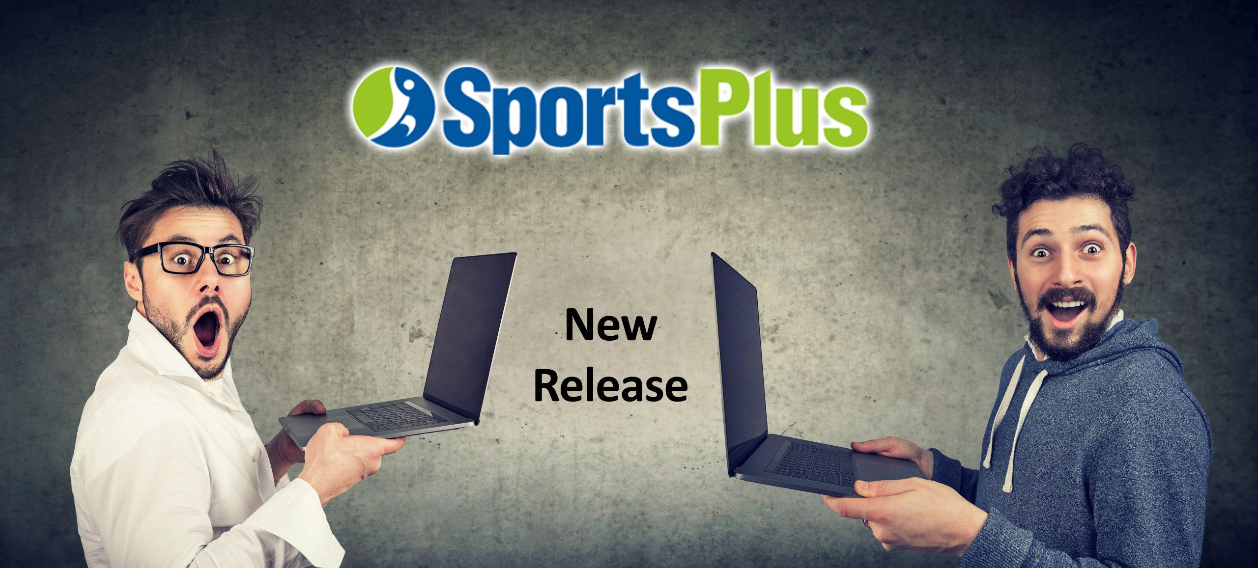 sportsplus release notes